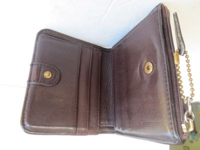 Vintage small brown wallet 004.JPG