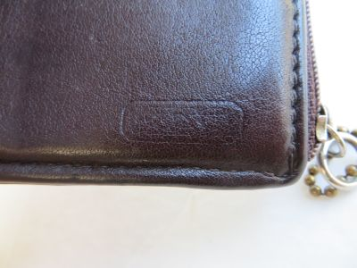 Vintage small brown wallet 009.JPG