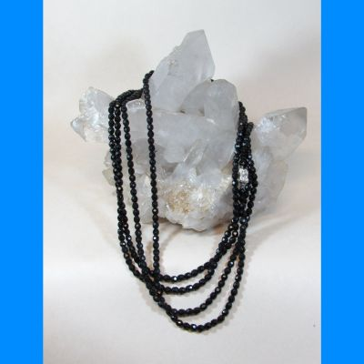 blong black glass bead necklace first image.jpg