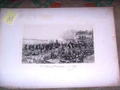 AA EBAY NEW A ART ENGRAVING THE BATTLE OF CHAMPIGNY 1A.jpg