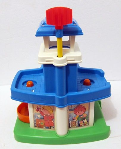 FISHER PRICE BAGGAGE BUILDING 500 (4).JPG
