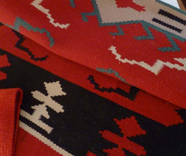 Solved: Are These Navajo Or Mexican Vintage Rugs?
