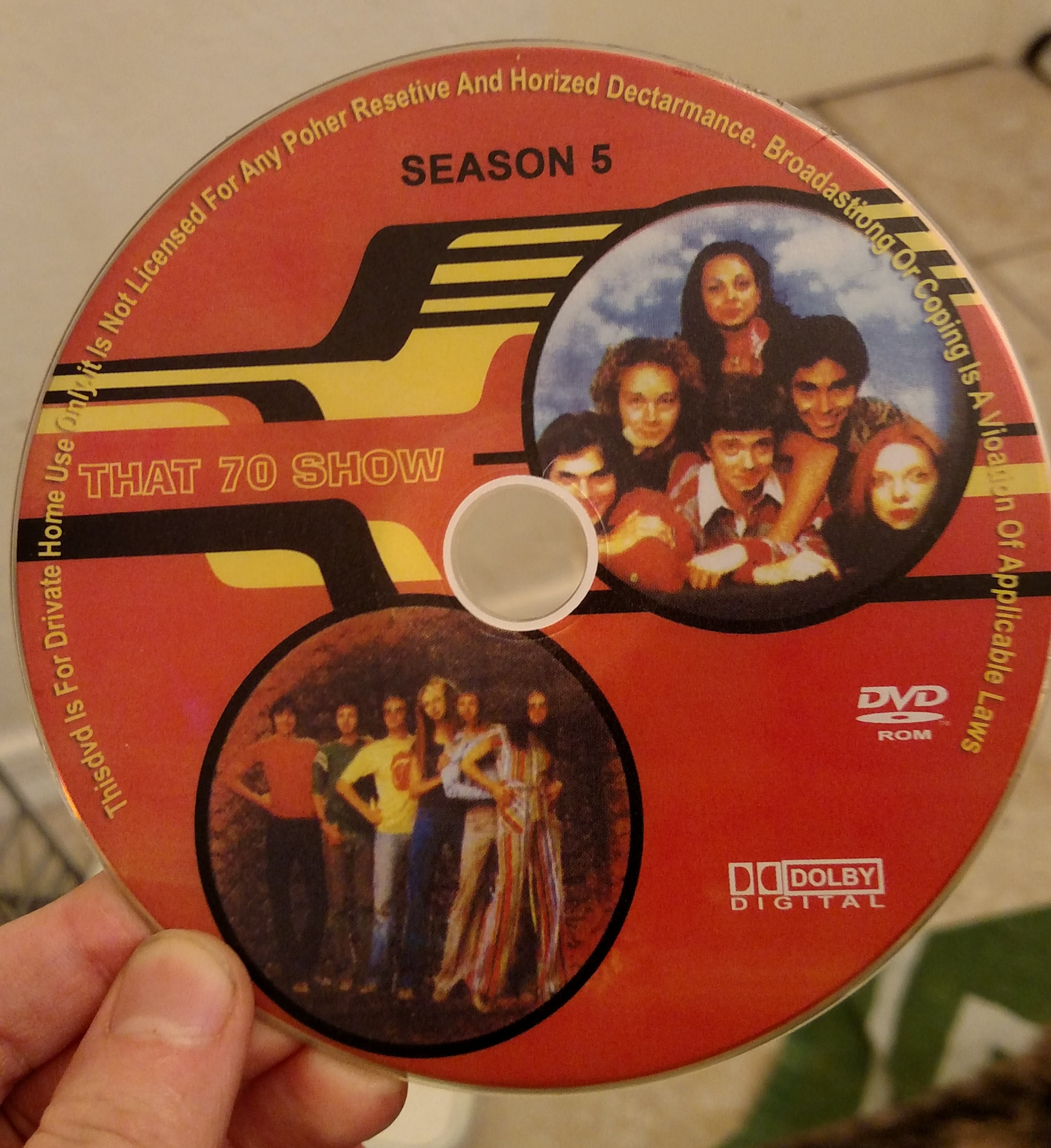 That 70's Show Bootleg Disc.jpg