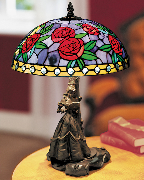 Disney S Jody Daily Stained Glass Tiffany Lamps The