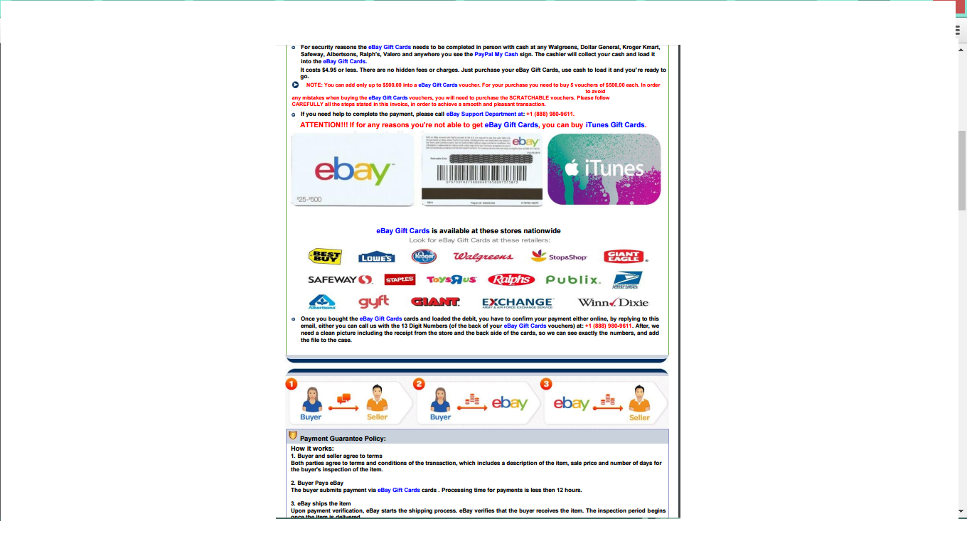 Ebay Motors Payment Invoice The Ebay Community