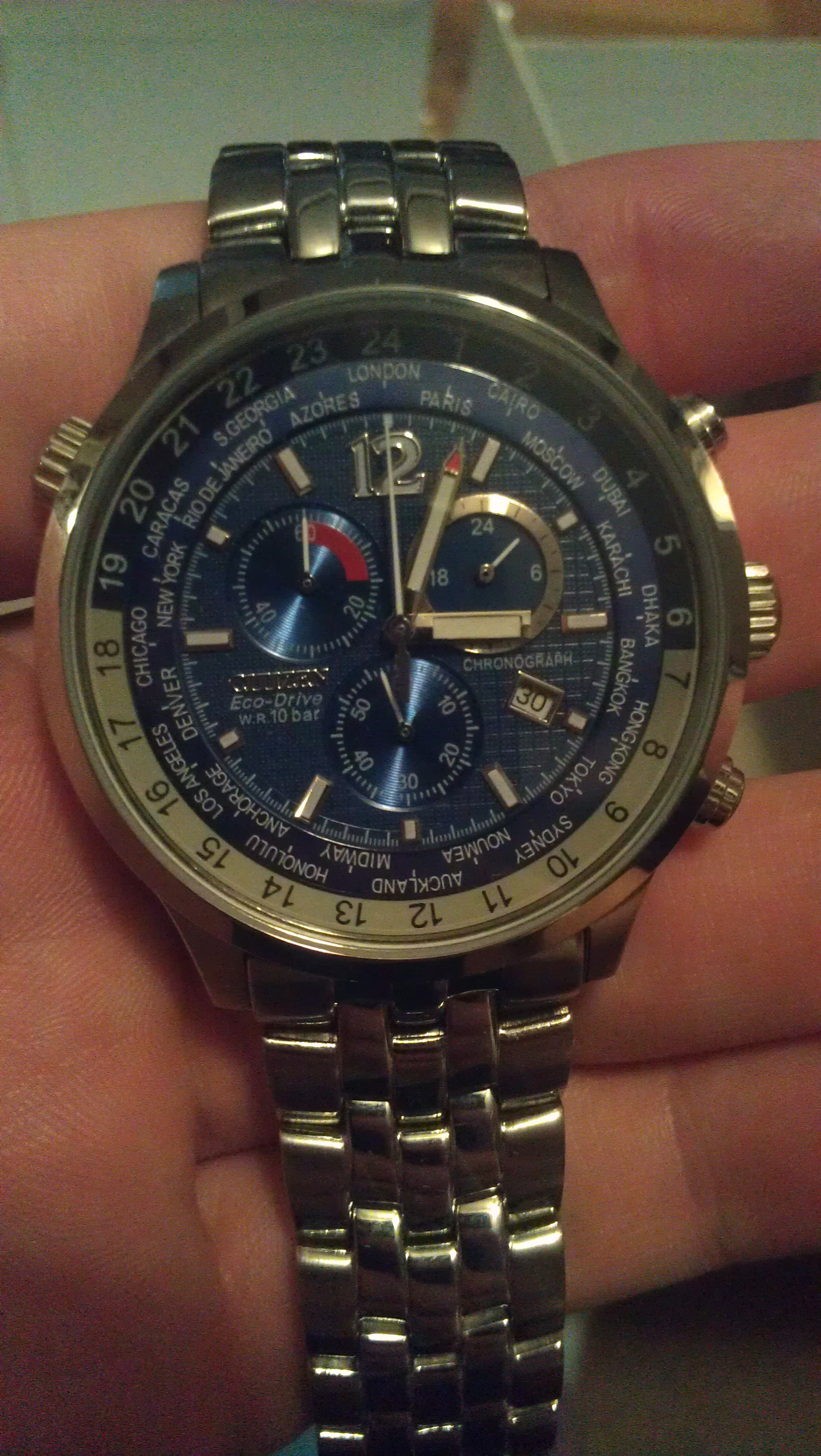 Beware fake citizen eco drive watches the ebay community for Watches on ebay