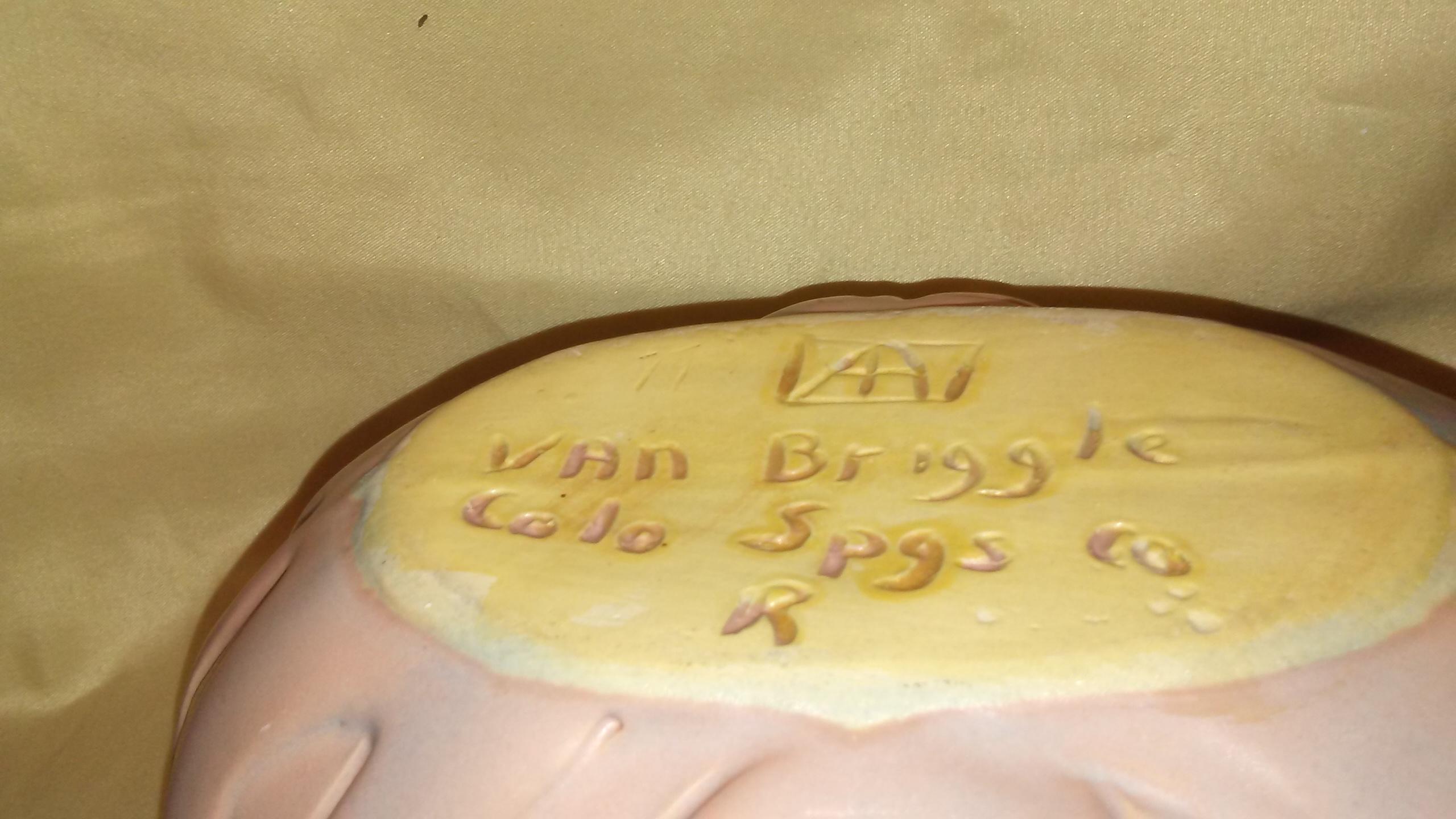 dating van briggle Van briggle antique & collectable: looking for van briggle pottery was started by artus van briggle in colorado springs, colorado, after 1901 van briggle had.