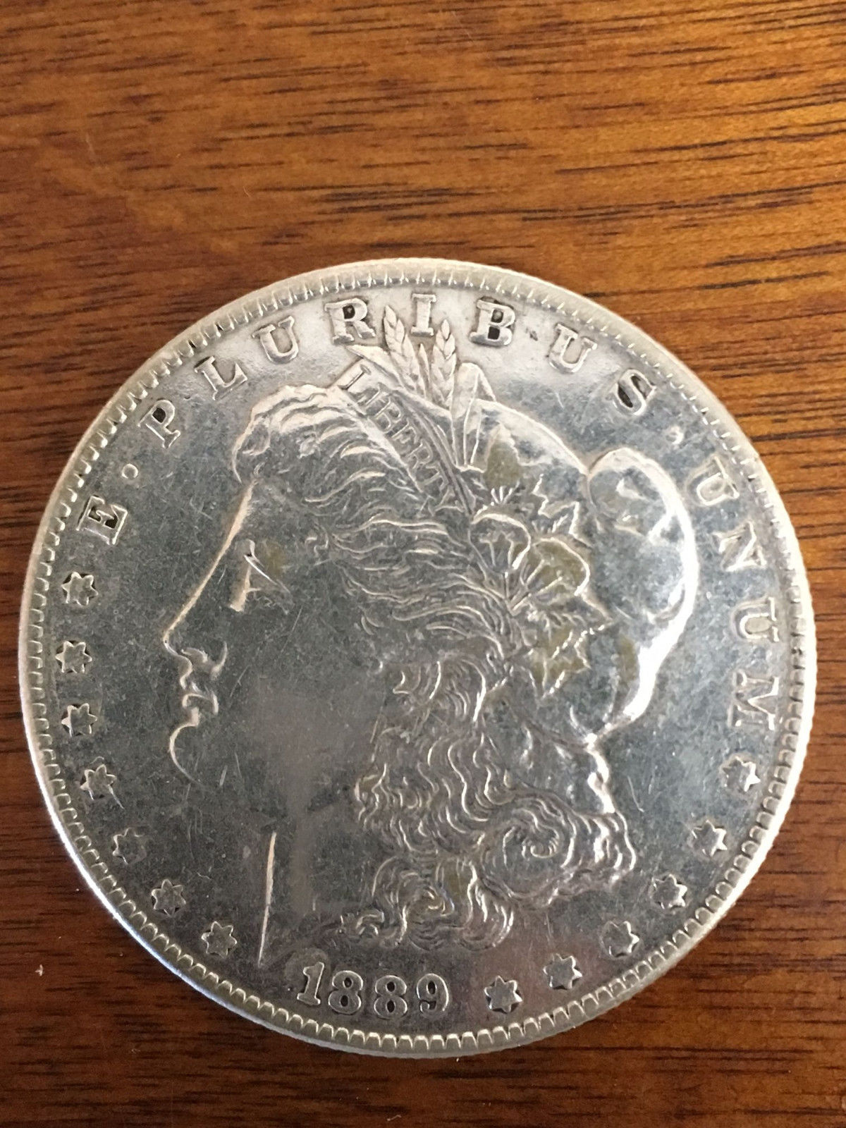 This what a fake 1889 CC Morgan looks like - The eBay Community