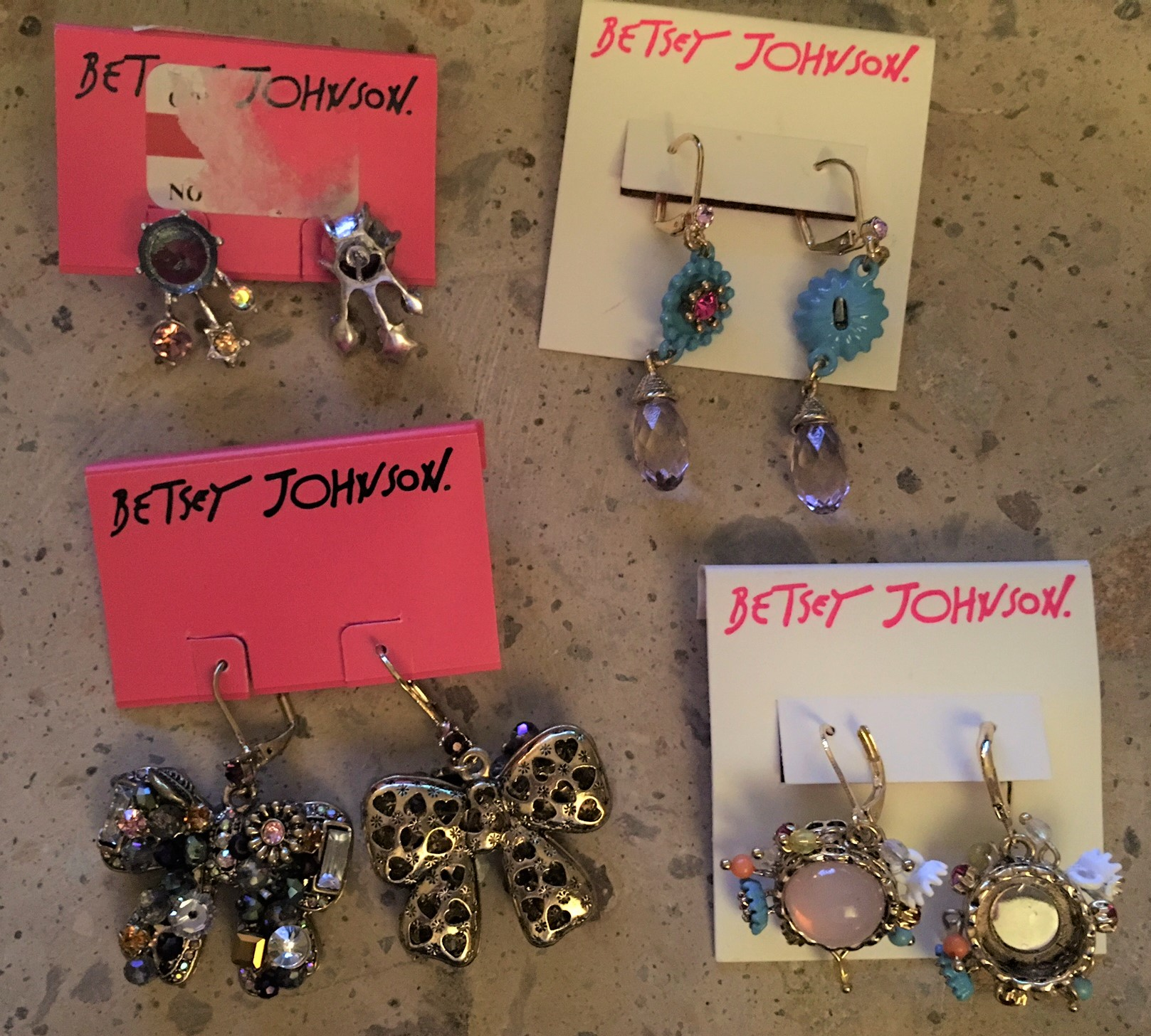 Why does eBay allow fake Betsey Johnson jewelry fr... - The eBay ...