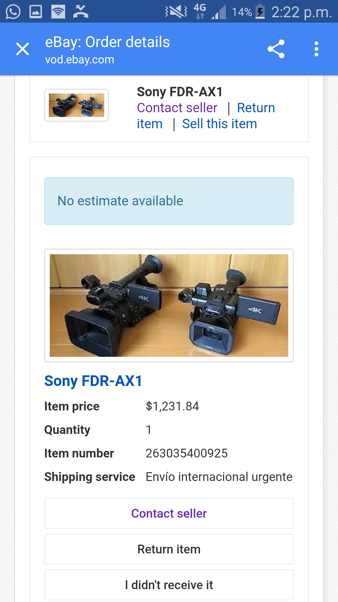 No Pay Now Button The Ebay Community