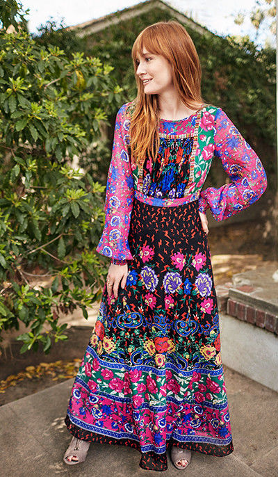 Solved New Ebay Commercial Floral Maxi Dress The Ebay Community