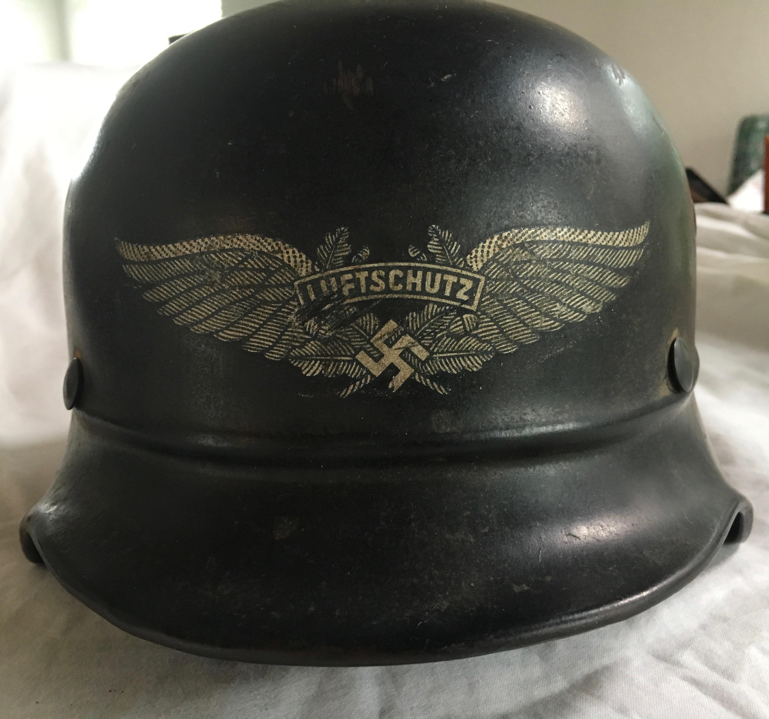 selling a nazi helmet with swastika on it - The eBay Community