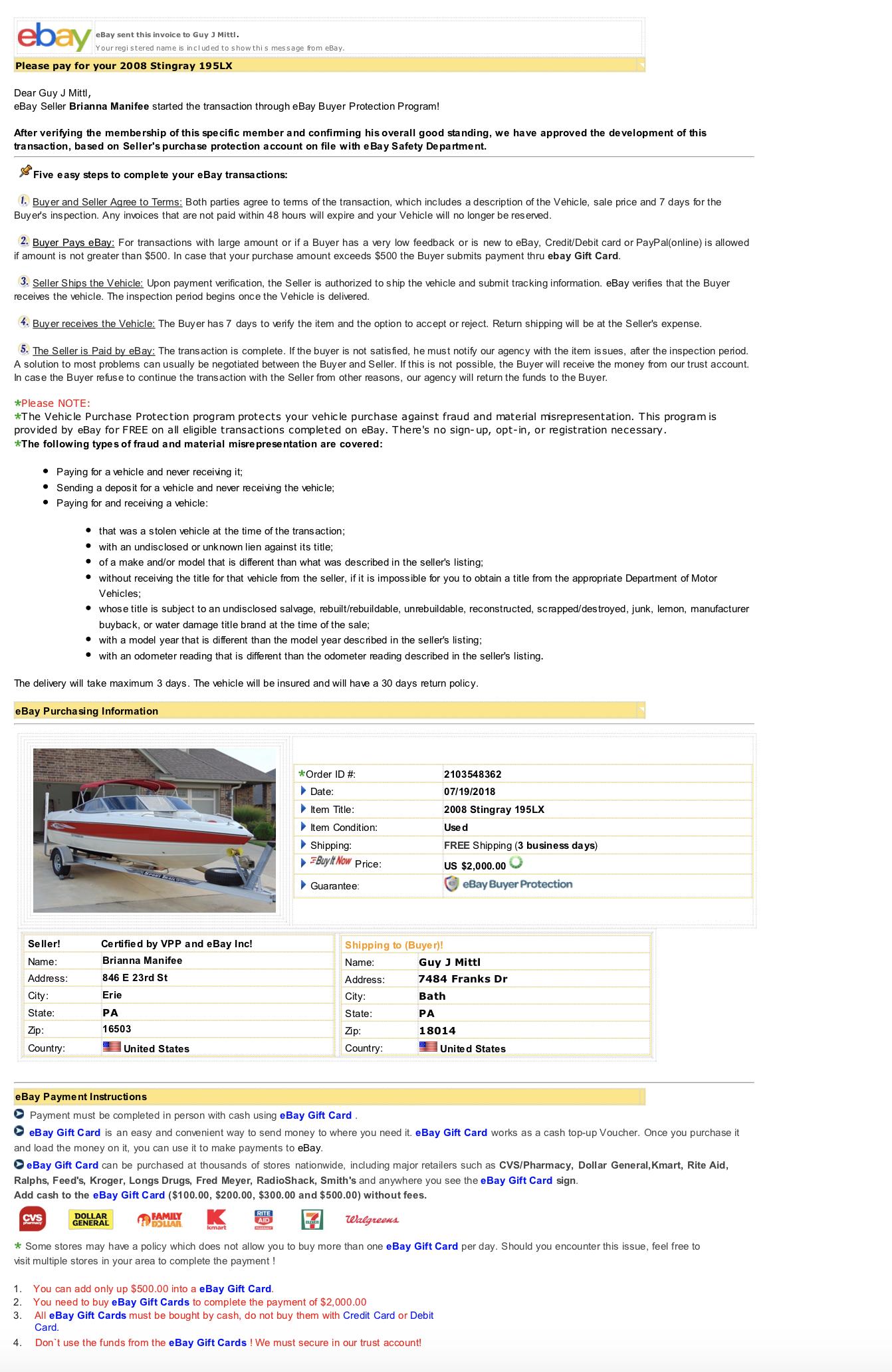 Ebay Motors The Ebay Community