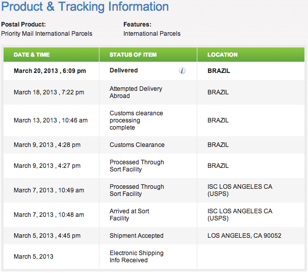 eabcd15c6891 Anyone else having USPS shipments end up in wrong ... - The eBay ...