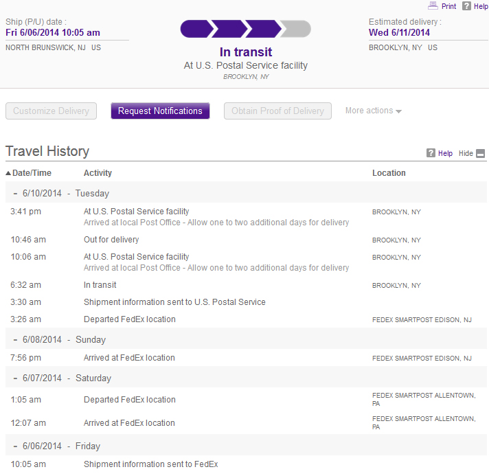 Is FedEx smartpost that bad? - The eBay Community