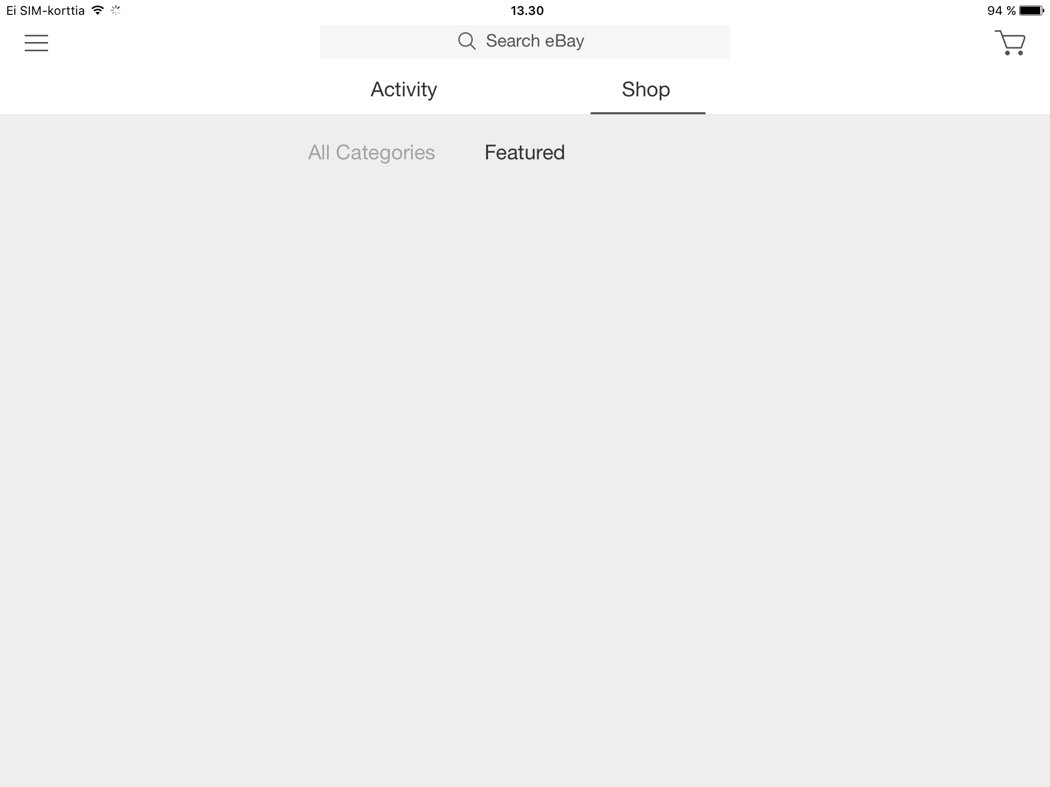 Ebay Ipad App Not Working Or Letting Me Sign In The Ebay Community