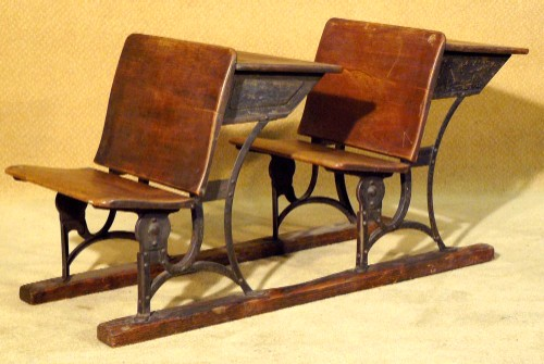 Solved: Vintage School Desks Identification U0026 Rough Value ...   The EBay  Community