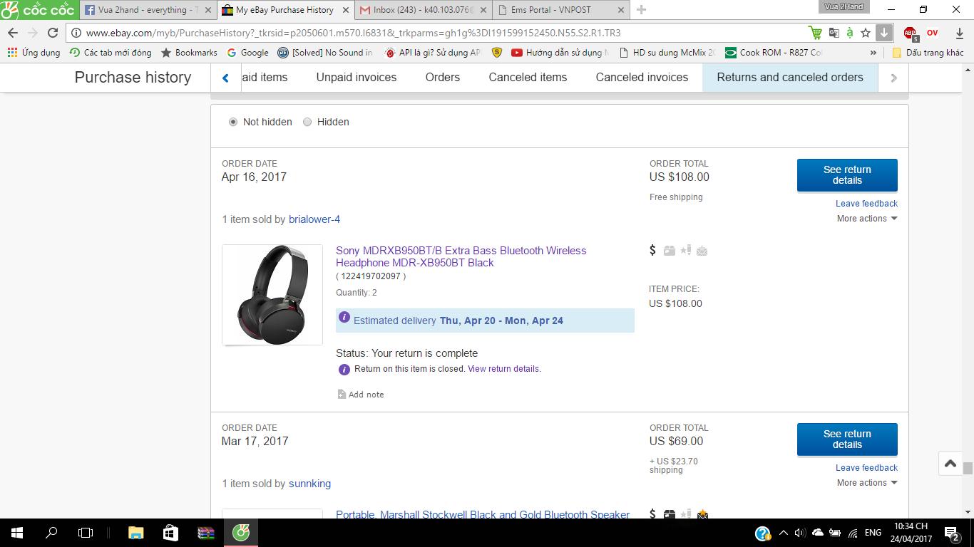 I don\'t receive my item - The eBay Community