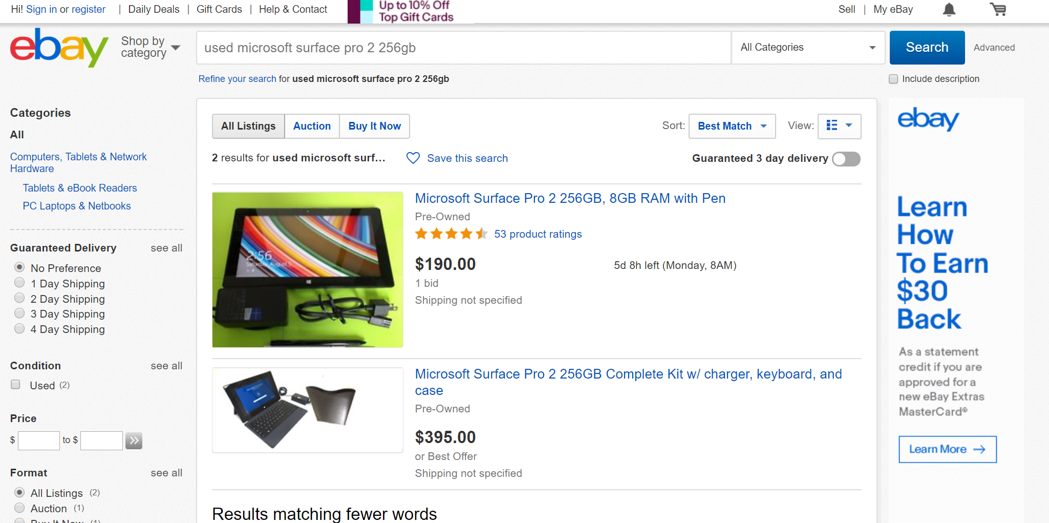 Listings Not Showing Up In Search Results The Ebay Community