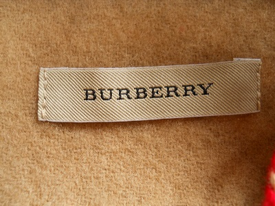 how to tell real burberry scarf