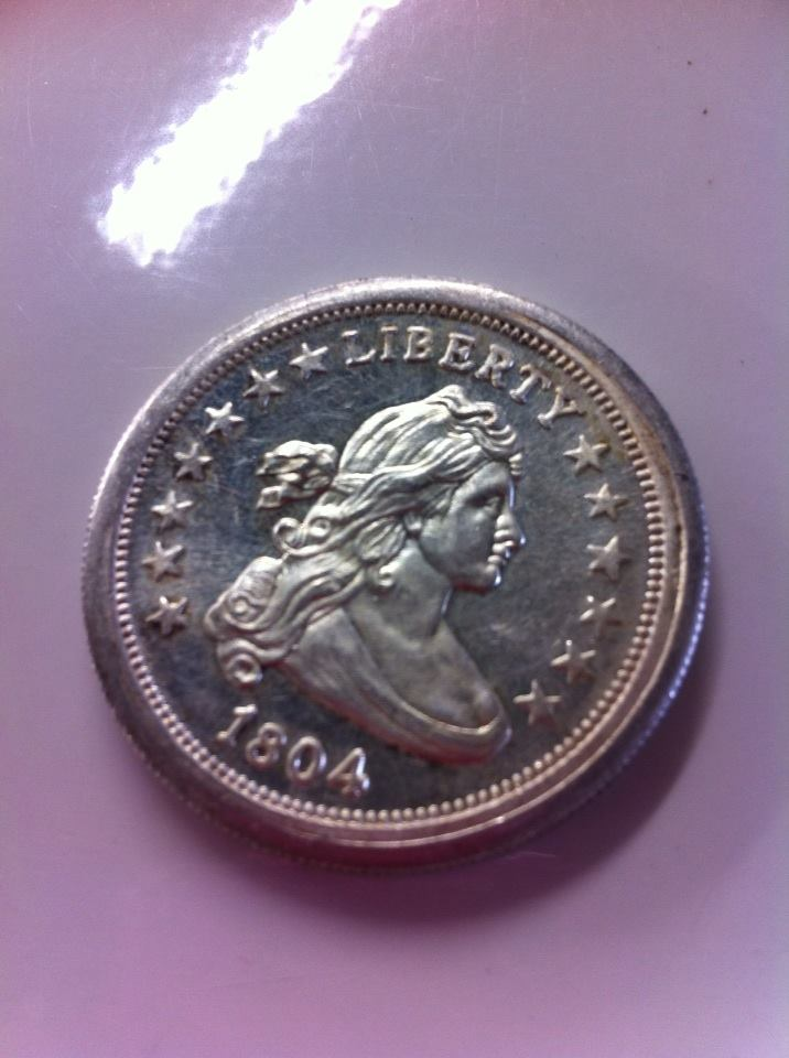 1804 Silver Liberty Coin Help Please The Ebay Community