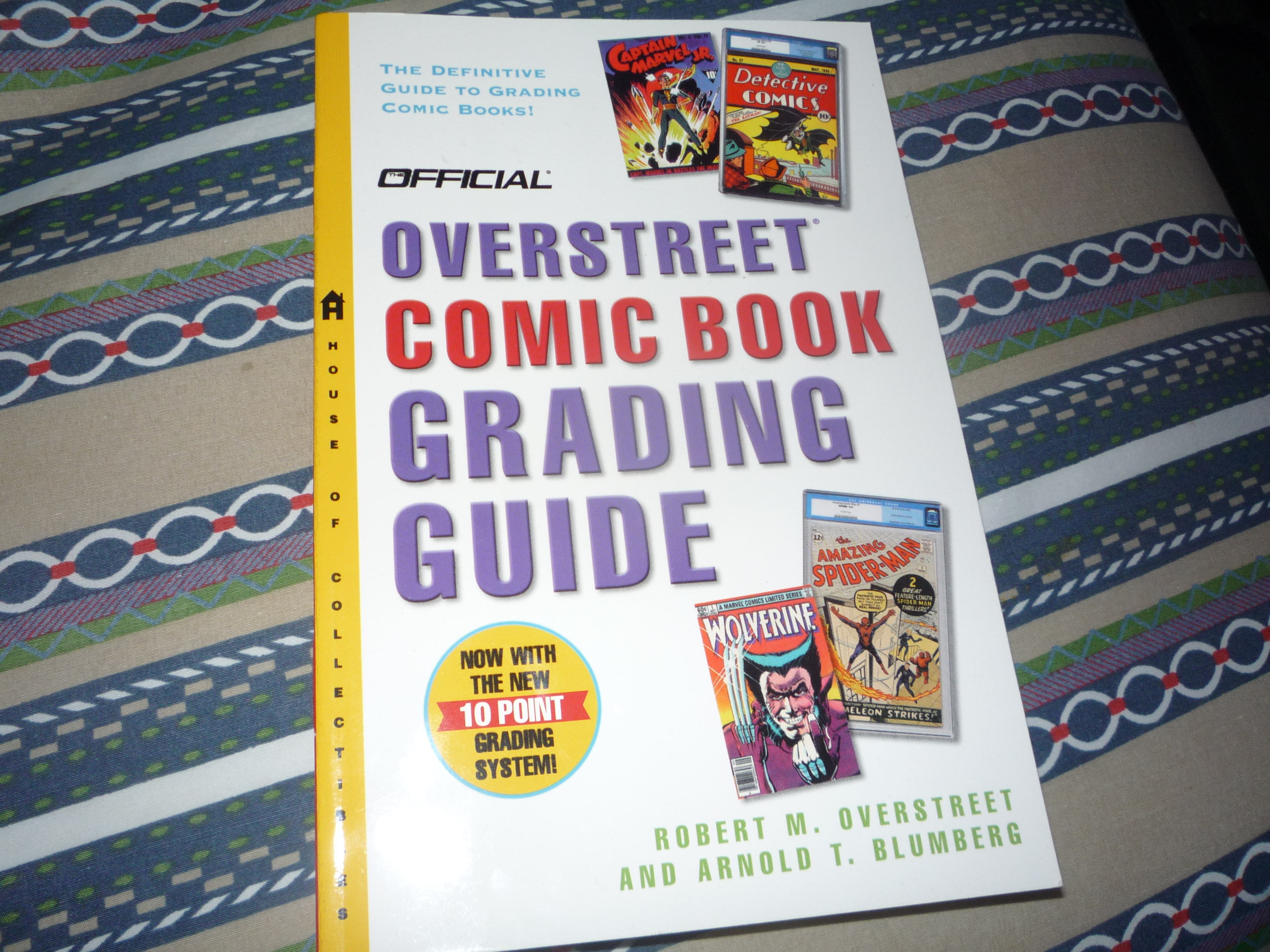 why is overstreet comic book grading guide is so e the ebay rh community ebay com overstreet comic book grading scale overstreet comic grading guide pdf