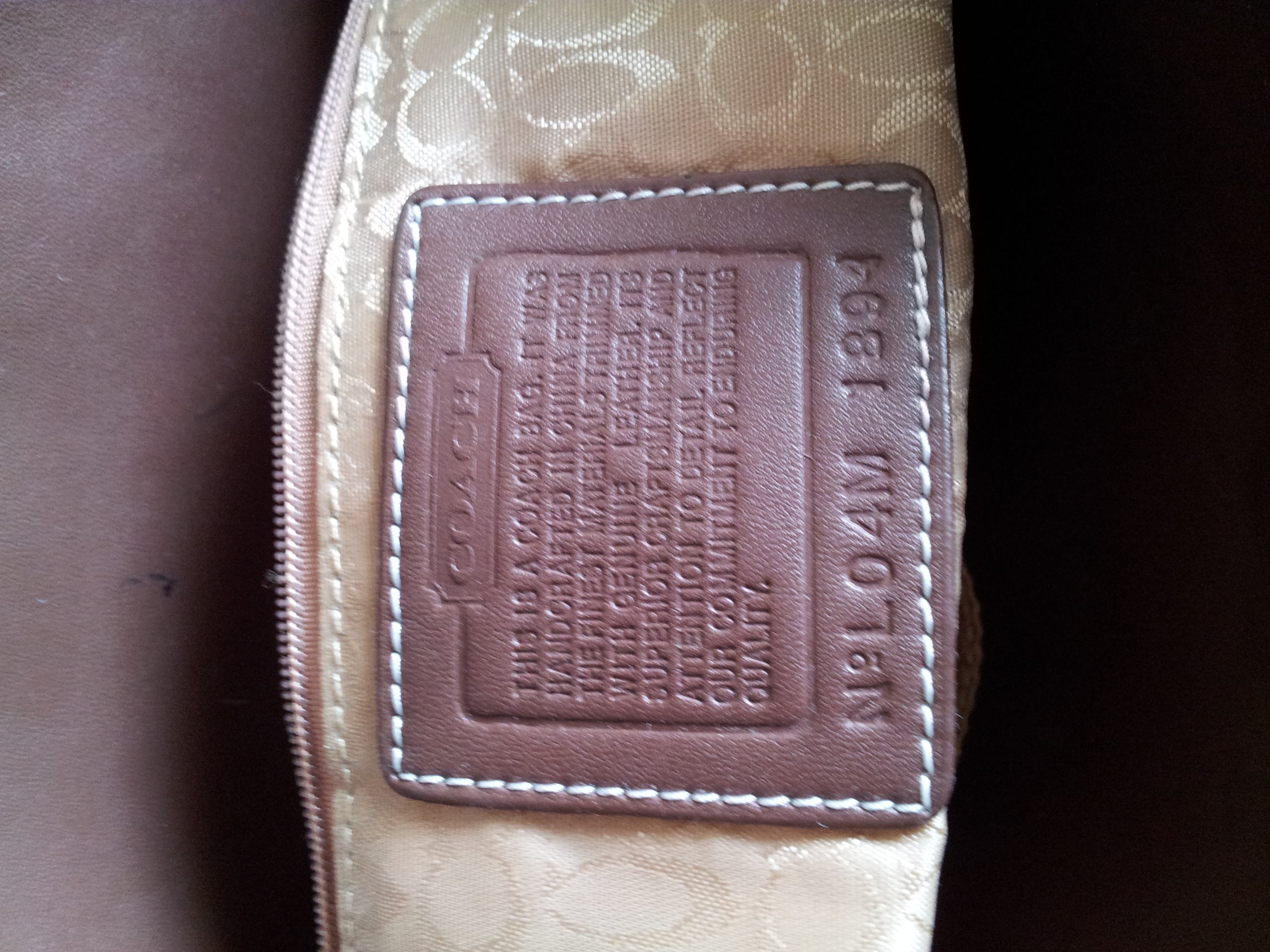 Search Coach Purse Serial Number Best Image Ccdbb