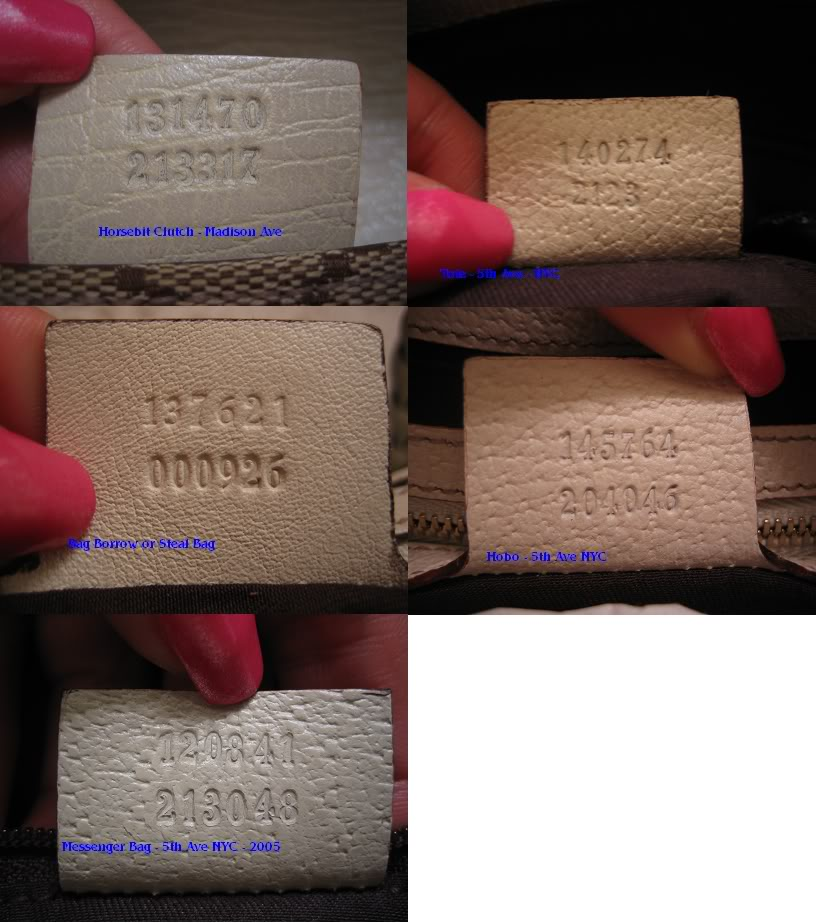 a98961af2908a1 Do Vintage Gucci Bags Have Serial Numbers | Casper's & Runyon's ...