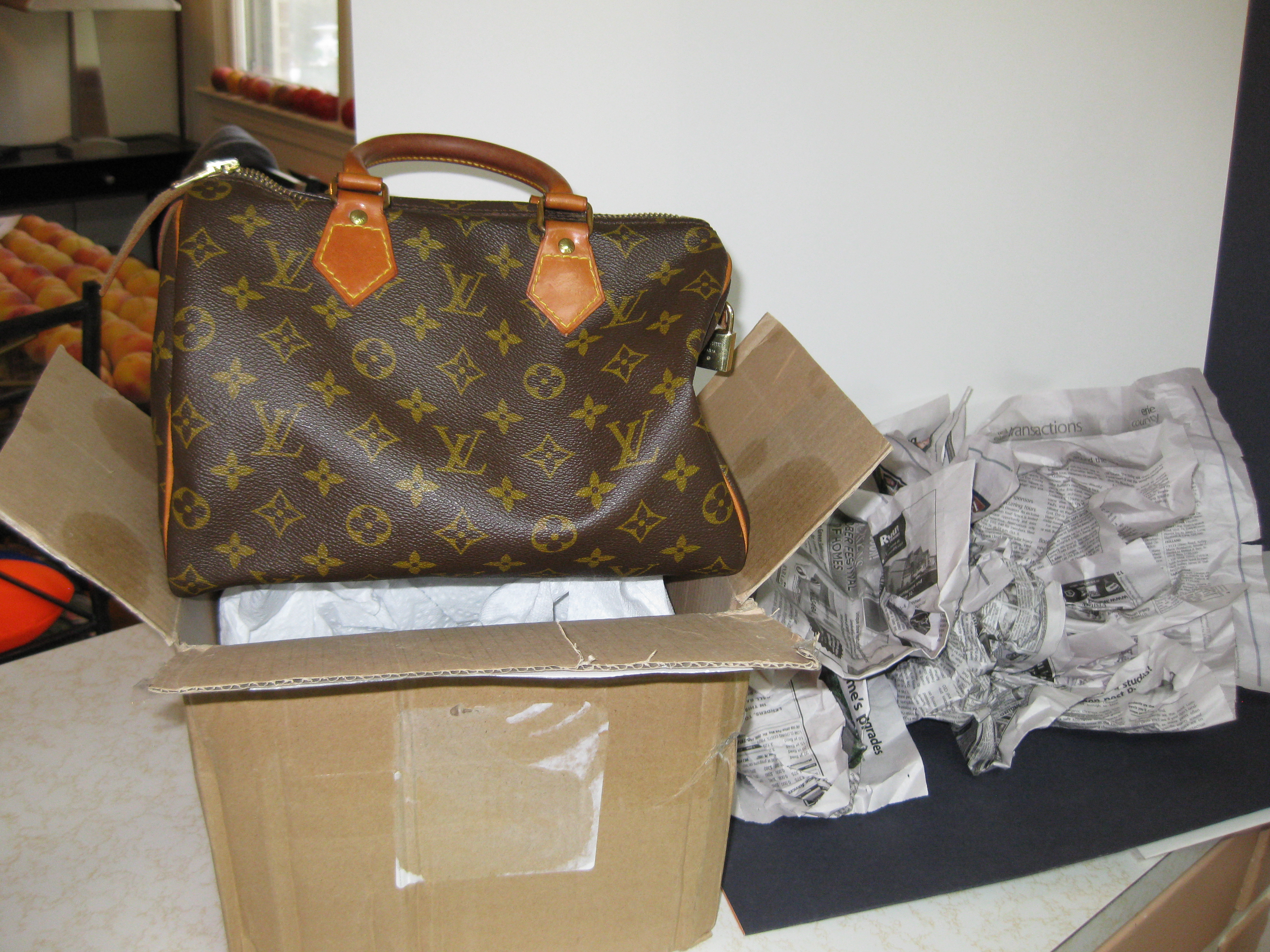 Hy Birthday To Me Want A Louis Vuitton The Ebay Community