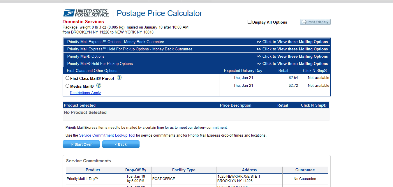 Ebay new shipping rate is HIGHER then actuall USPS    - The eBay