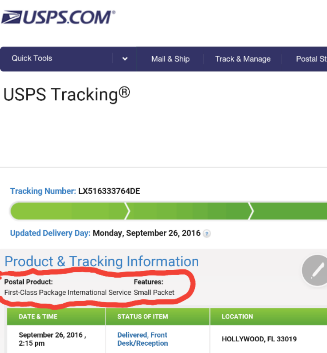 USPS Shipping Scam   Zip Code Tracking Loophole   ...   The EBay Community