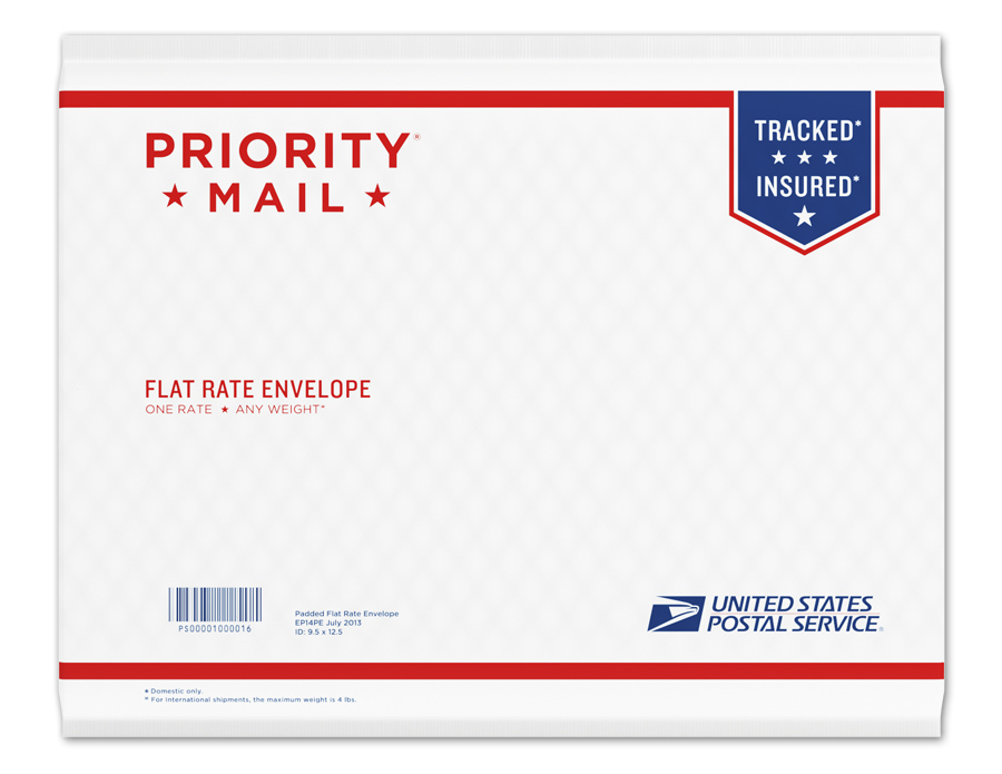 What Is Considered First Class Mail Letter