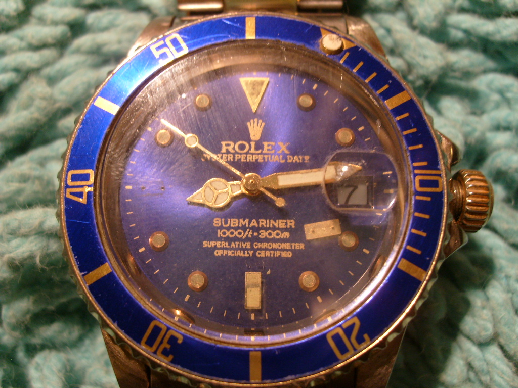how to tell a real rolex from fake