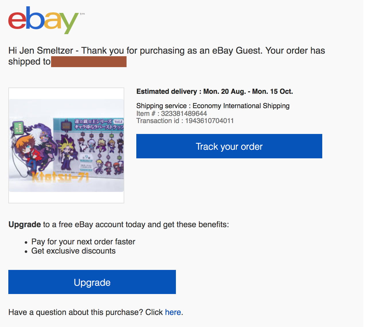 Can T Find Access Code The Ebay Community