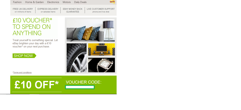 10 Pound Voucher by Email - The eBay Community