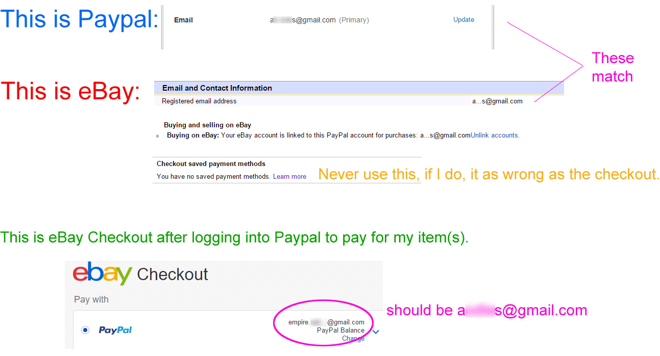 Ebay Payment Options >> Setting Up Checkout Saved Payment Methods For Buyi The