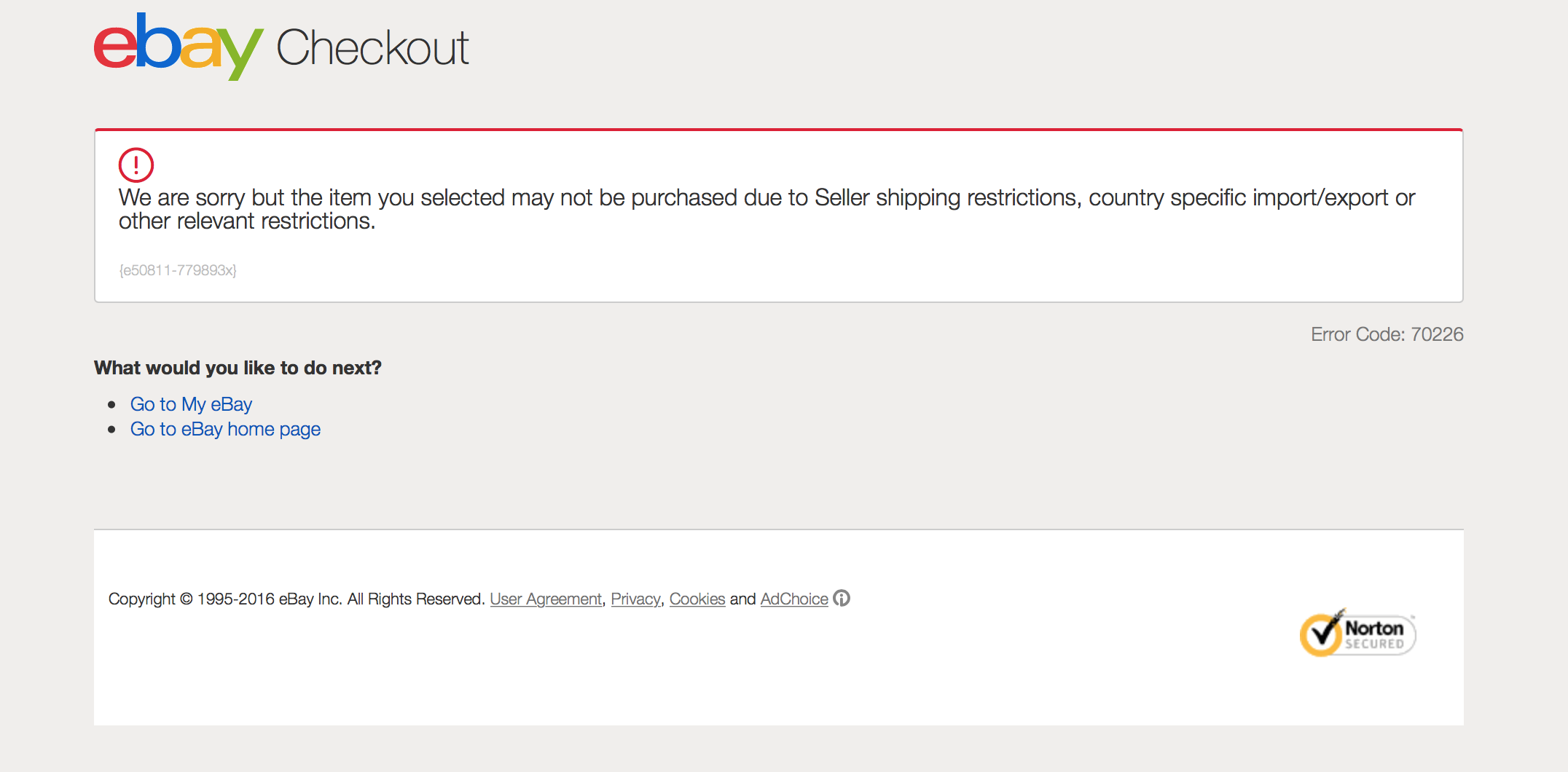 Seller Shipping Restrictions Country Specific Imp The Ebay Community