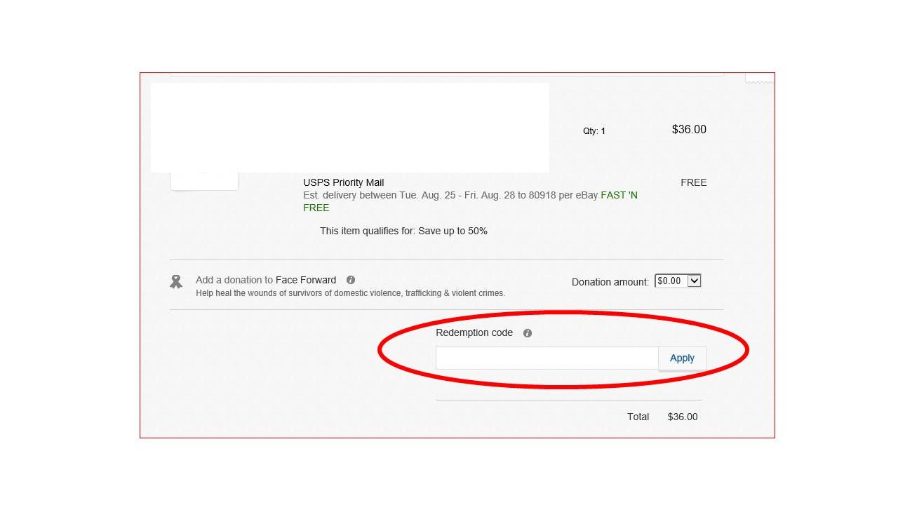 how do i spend my ebay gift card - The eBay Community