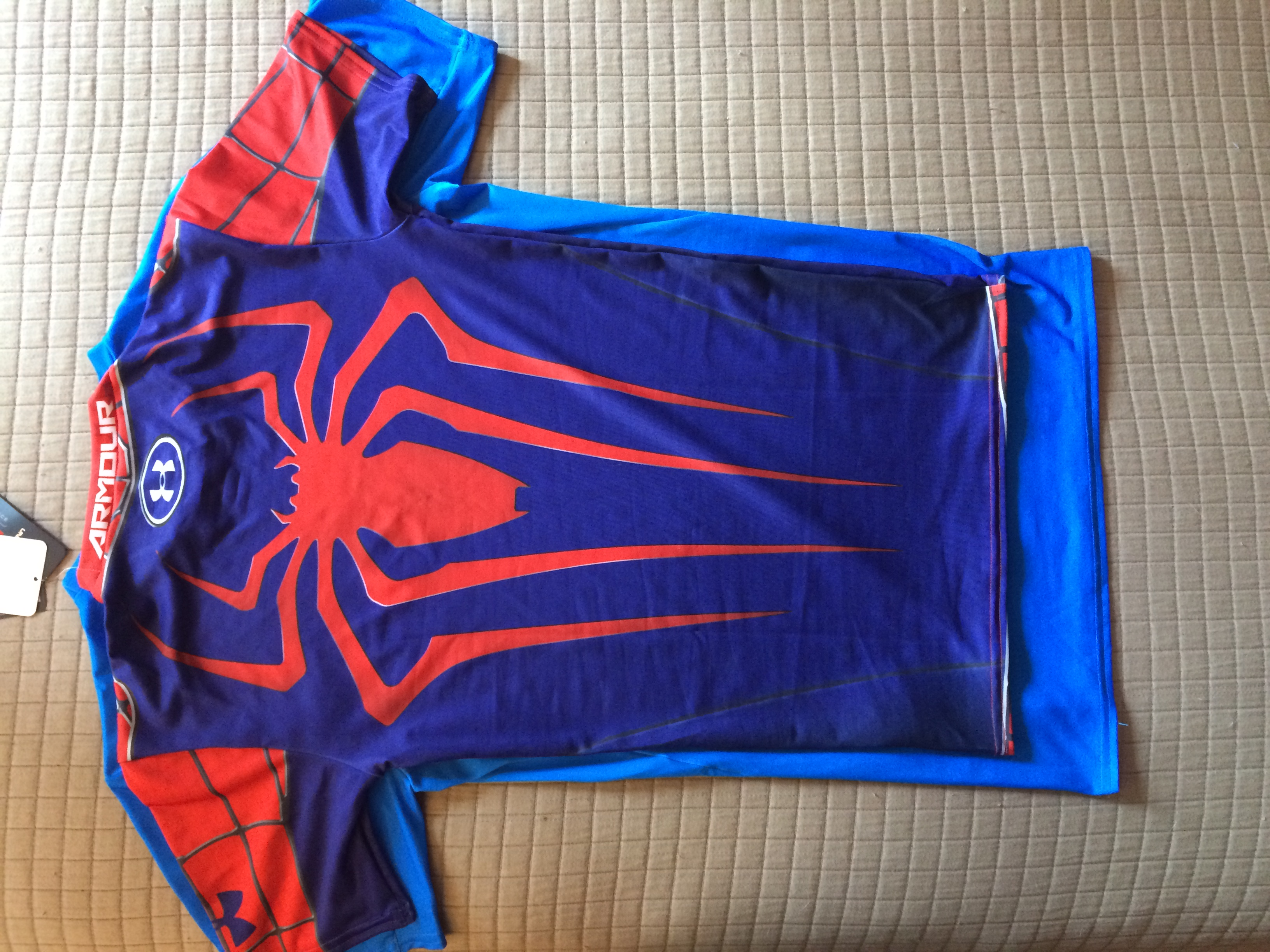 ed9c452d5419 Solved  Counterfeit Under Armour Alter Ego being sold on E... - The ...
