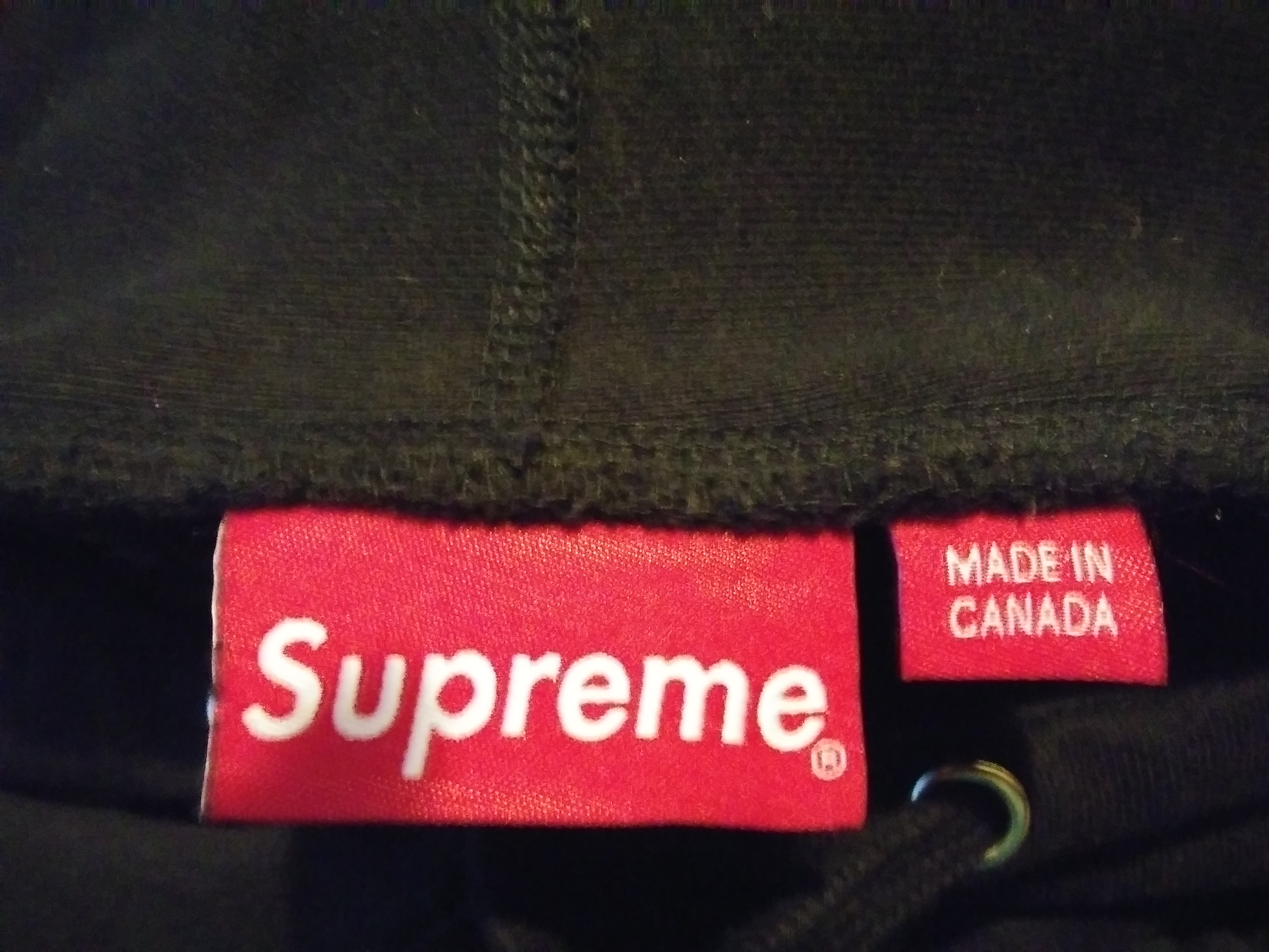 e01f59dc5474 Legit Check supreme hoodie - The eBay Community