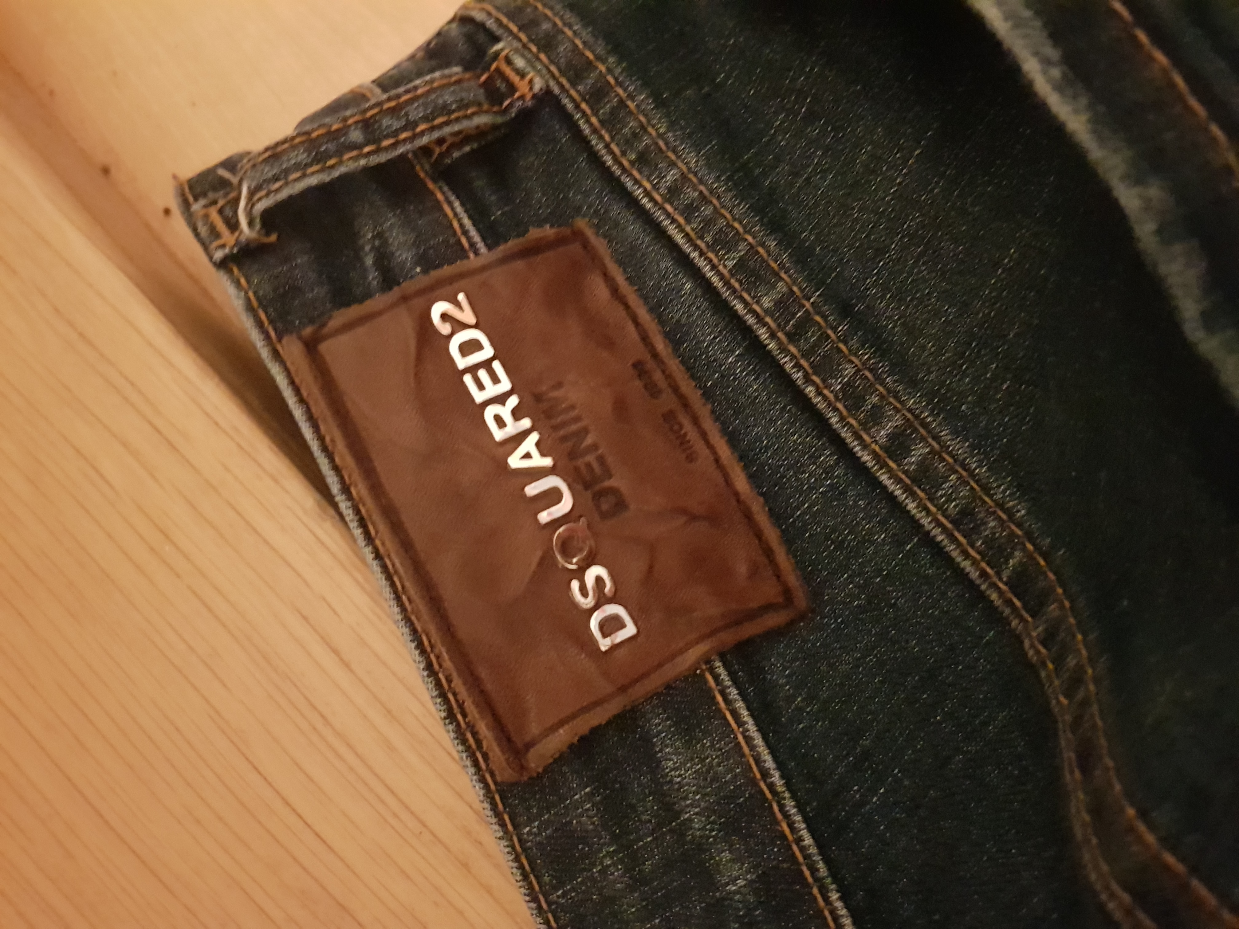 a7be1b3004d Is my Dsquared2 jeans legit? - The eBay Community