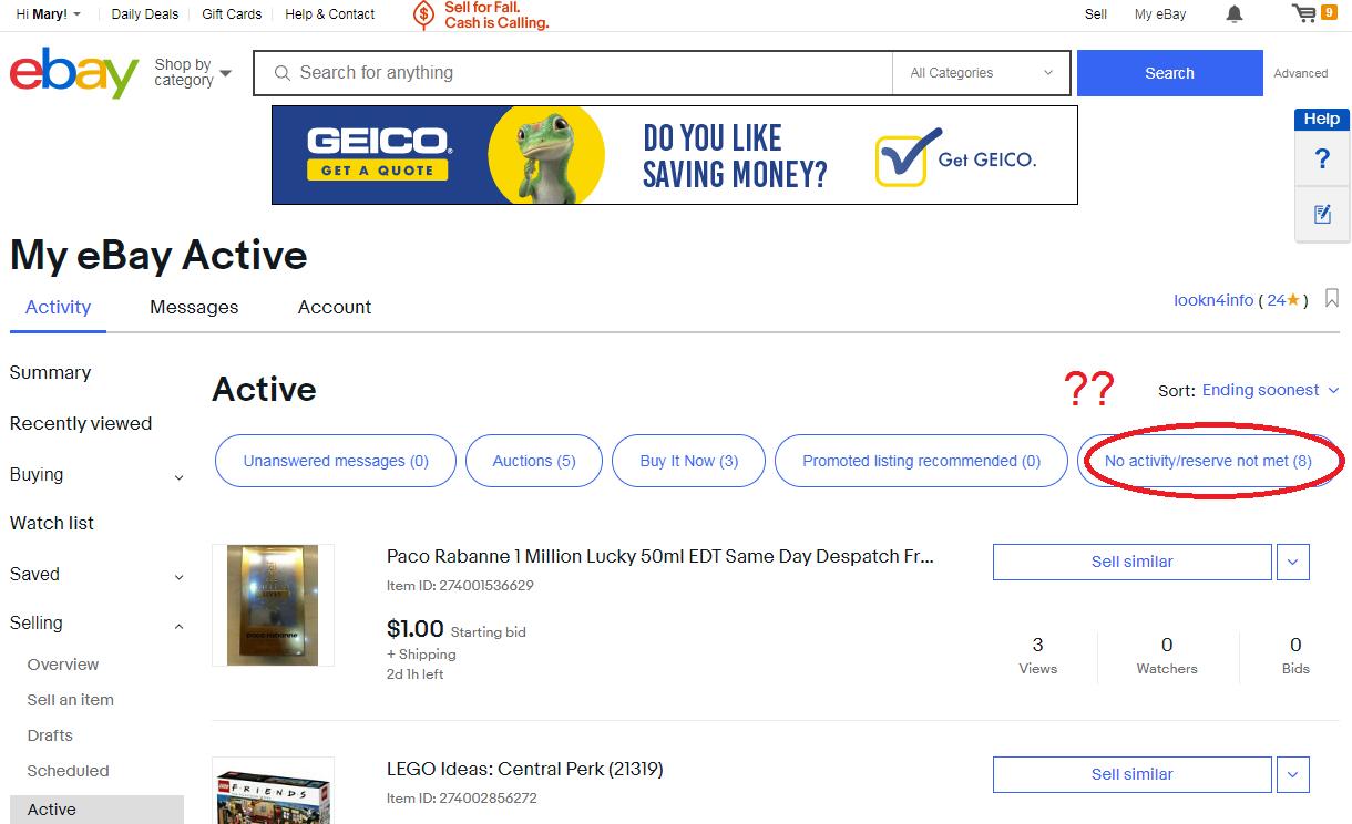 Solved Ebay Not Showing My Listing The Ebay Community