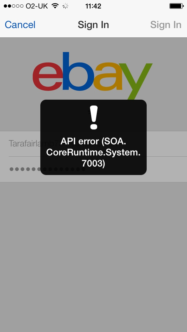 eBay UK down? Current status and problems | Downdetector