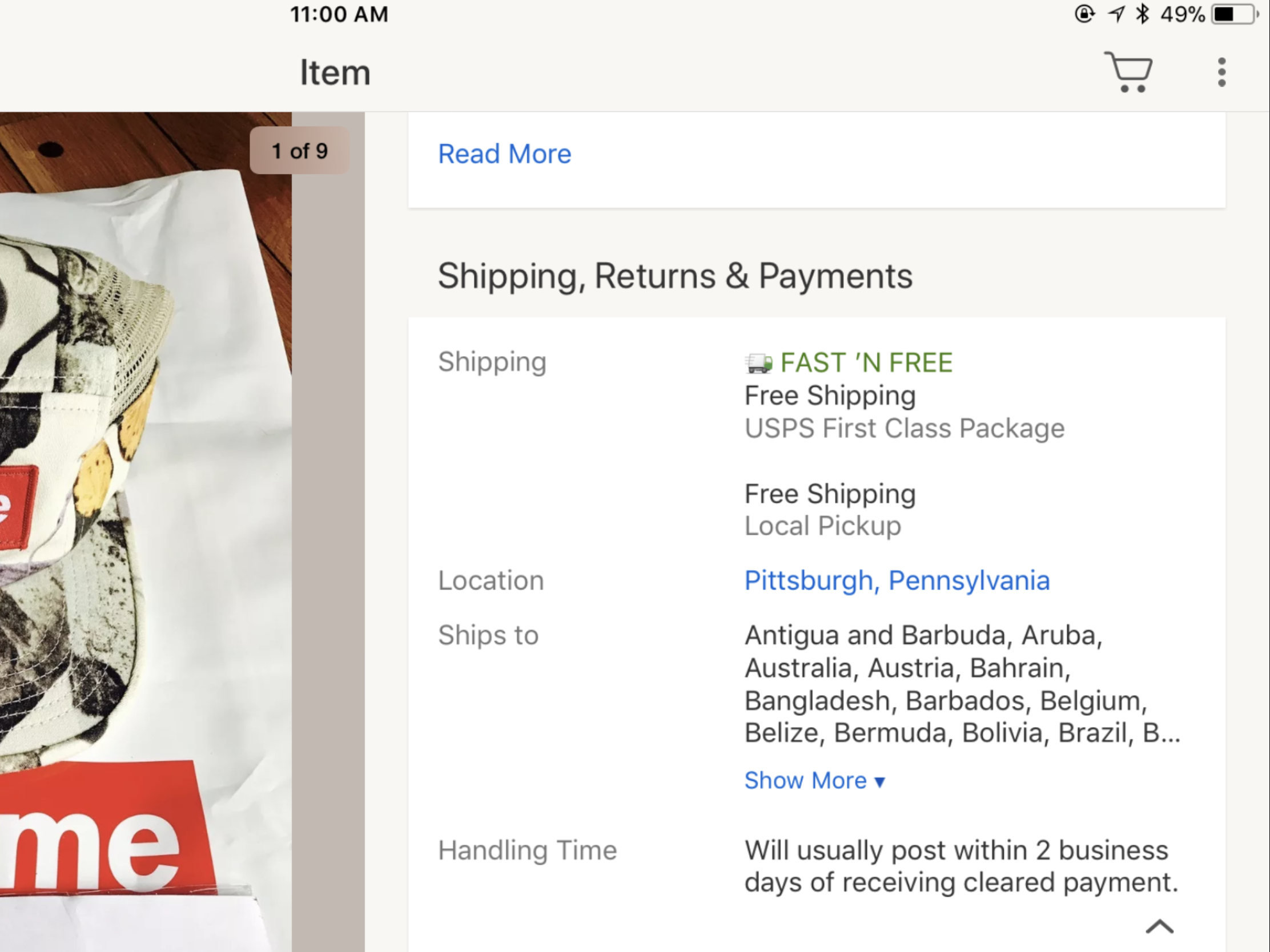 Seller Wants To Return Damaged Item From Usps The Ebay Community