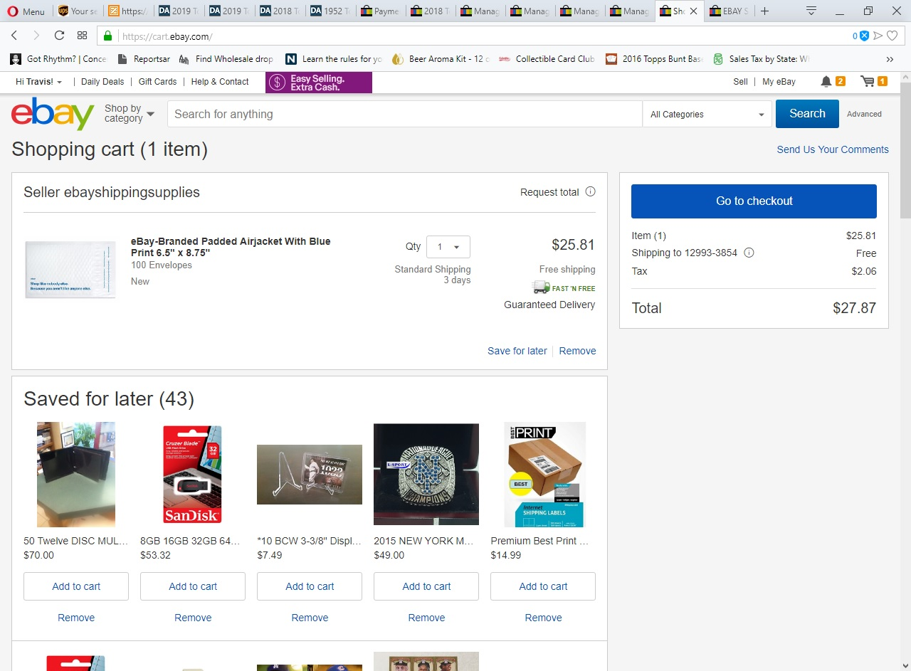 Ebay Supplies Now A Real Joke Page 4 The Ebay Community