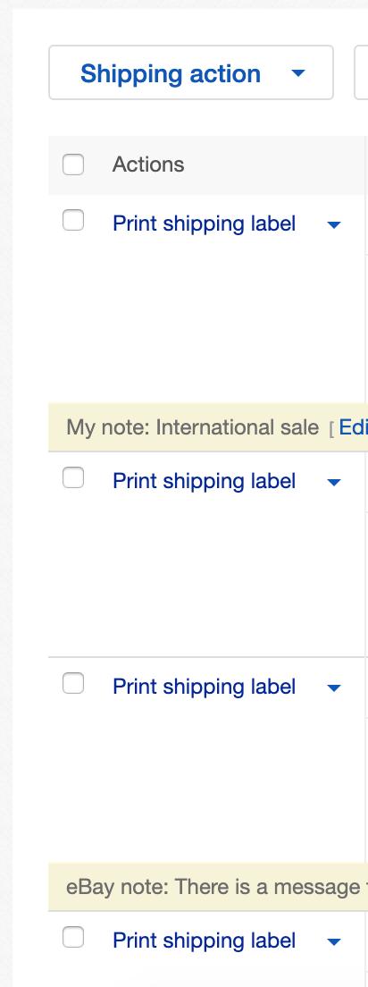 Seller Hub Problem Tasks List Ship By Date Is The Ebay Community