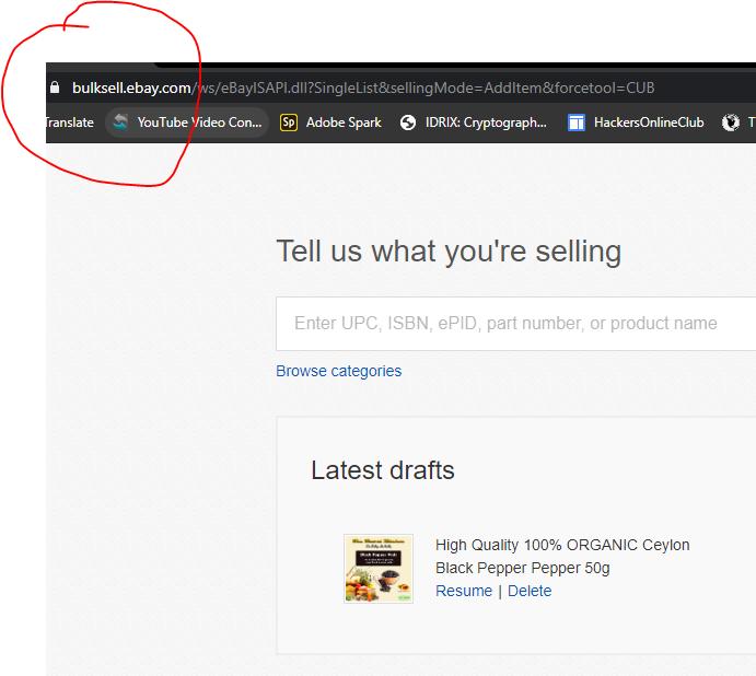 Ebay Seller Listing Help The Ebay Community
