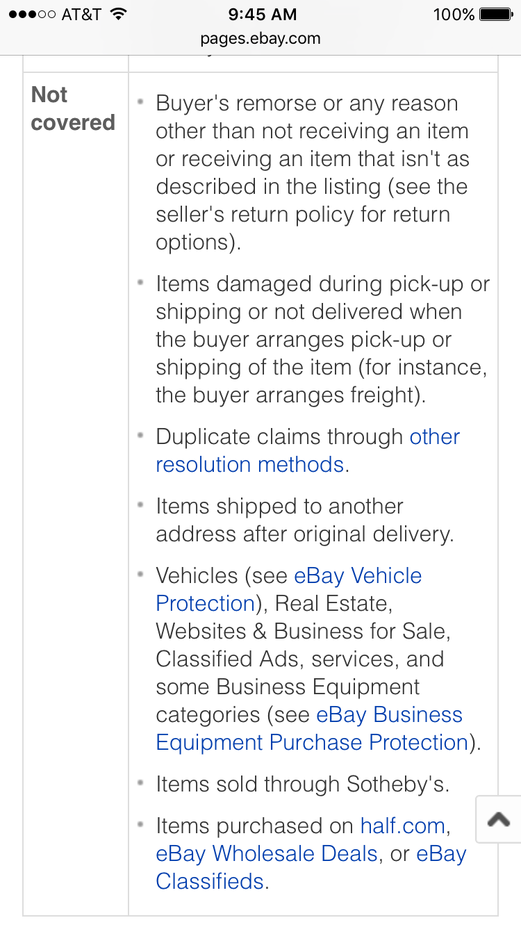 How To Returns Digital Item I Got Scammed The Ebay Community