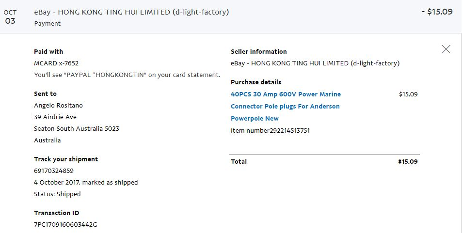 Solved Shipping Time From Hong Kong The Ebay Community