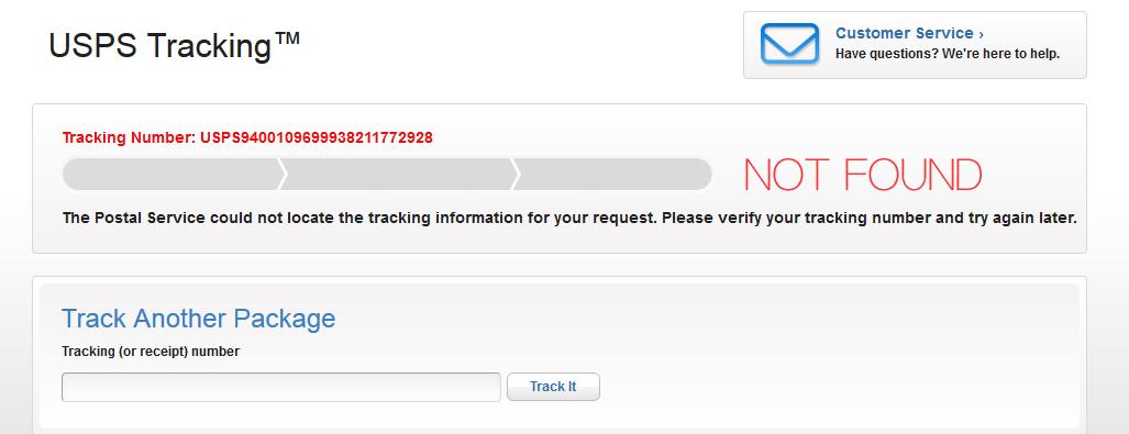 Seller sent fake tracking number, wont respond to ... - The eBay ...